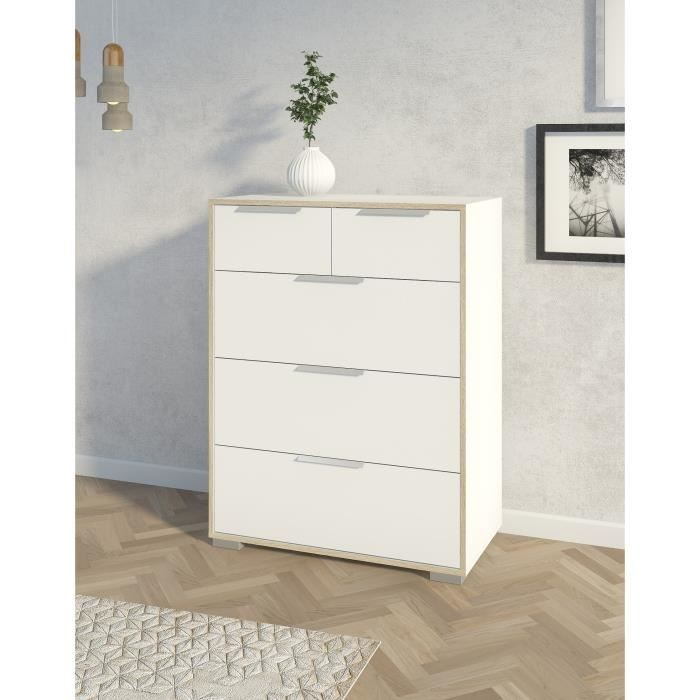 Kiro cabinet cabinets matttroy for Commode design chambre