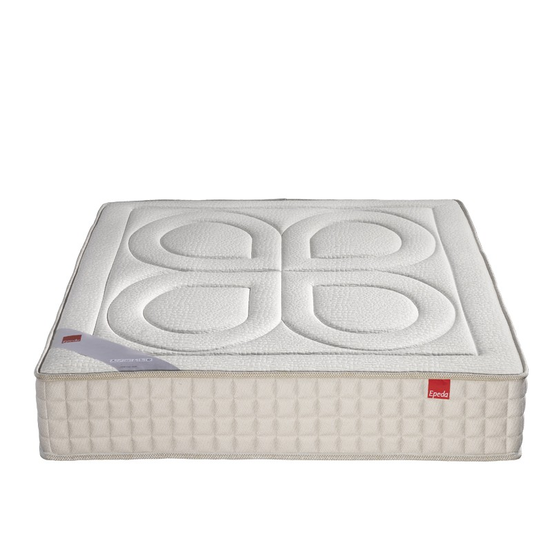 matelas epeda bambou apesanteur ressorts literie matelas sommier 1001lits. Black Bedroom Furniture Sets. Home Design Ideas