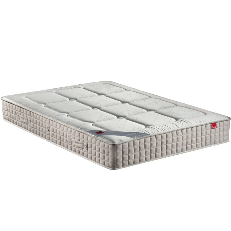 matelas epeda yucca soyeux ressorts literie matelas sommier 1001lits. Black Bedroom Furniture Sets. Home Design Ideas