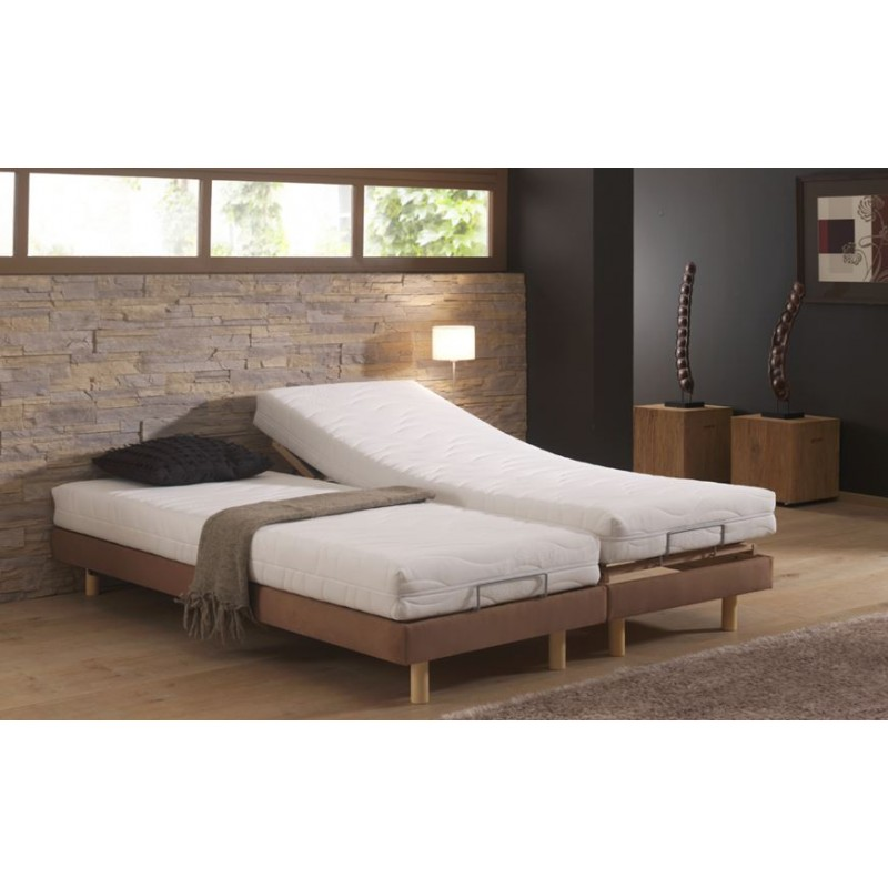 ensemble literie pas cher ensemble 160x200 matelas mousse et sommier lattes literie pas cher. Black Bedroom Furniture Sets. Home Design Ideas