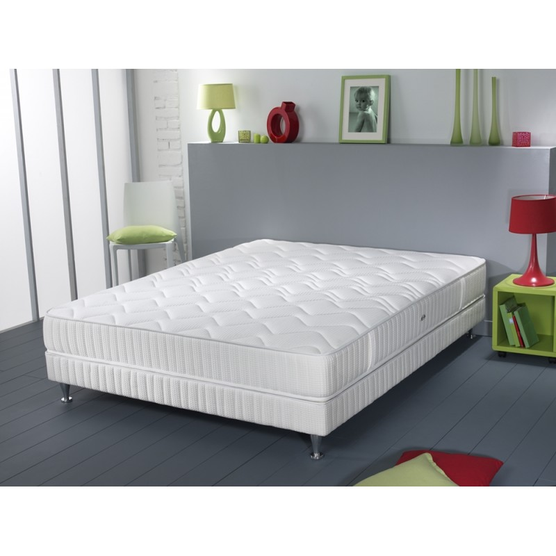 matelas simmons turin ressorts sensoft confort ferme literie. Black Bedroom Furniture Sets. Home Design Ideas