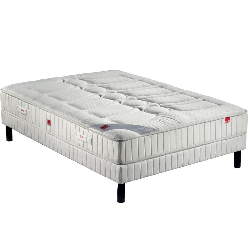 ensemble plaza sommier confort ferme epeda. Black Bedroom Furniture Sets. Home Design Ideas