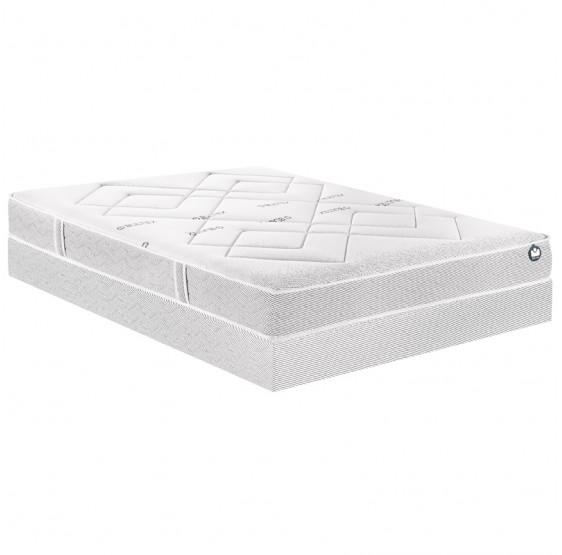 pack s rie limit e scientifique sommier confort moelleux bultex nano. Black Bedroom Furniture Sets. Home Design Ideas
