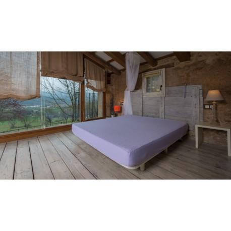 protege matelas pour lit electrique 2x80x200 trendy protge matelas alse stipi eponge impermable. Black Bedroom Furniture Sets. Home Design Ideas