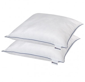 Lot de deux oreillers SuperSoft Bultex