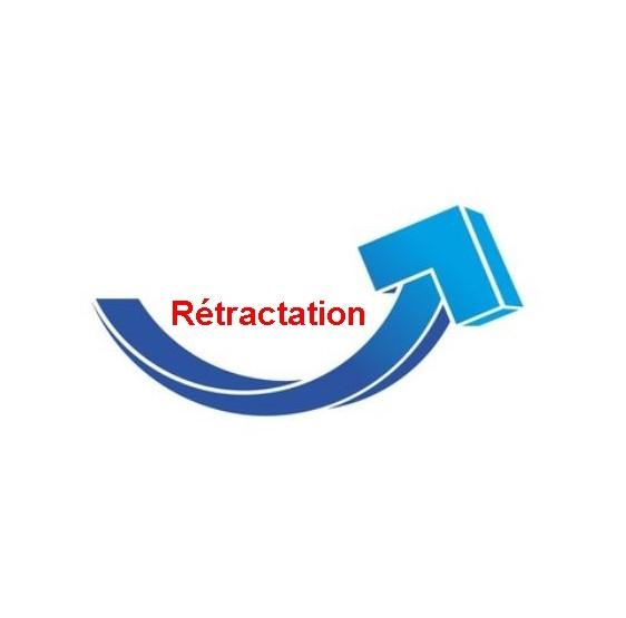 Rétractation et reprise matelas et sommiers