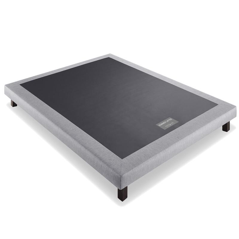 ensemble matelas clima plus sommier pieds collection millesime simmons literie matelas 1001lits. Black Bedroom Furniture Sets. Home Design Ideas