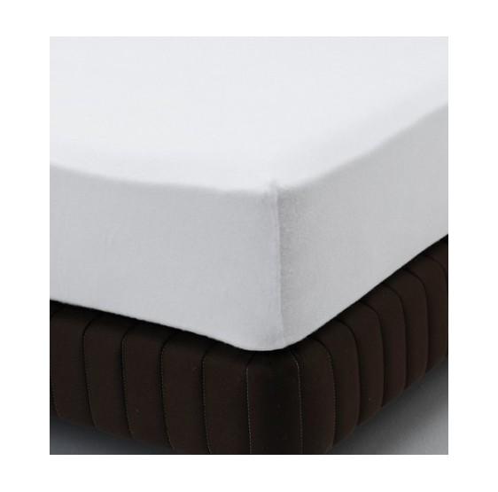 prot ge matelas coton 200gr de fabrication fran aise literie linge 1001lits. Black Bedroom Furniture Sets. Home Design Ideas