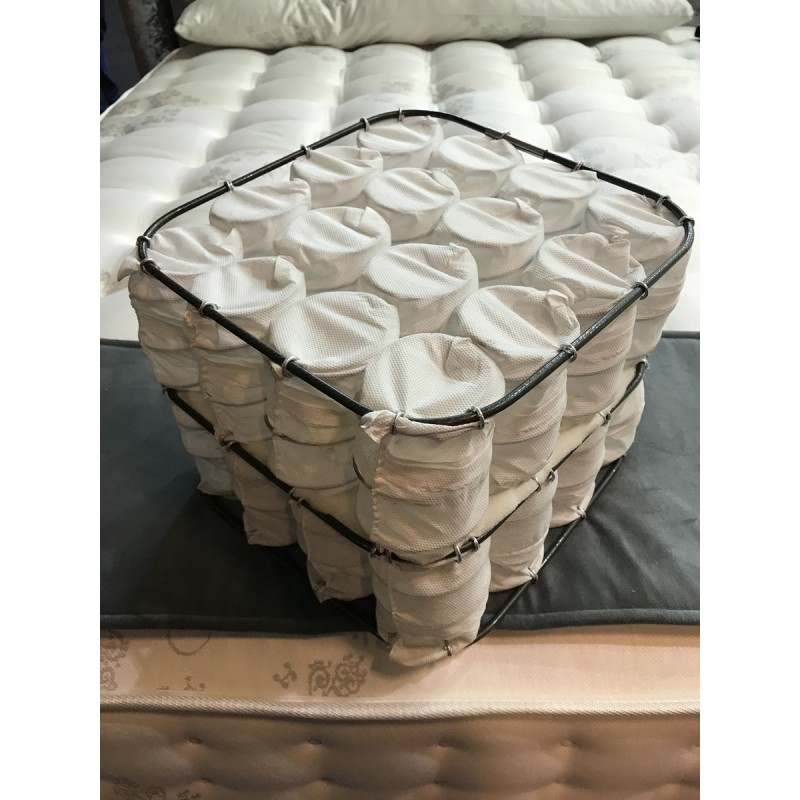 matelas majestic alitea hotel matelas double suspension. Black Bedroom Furniture Sets. Home Design Ideas
