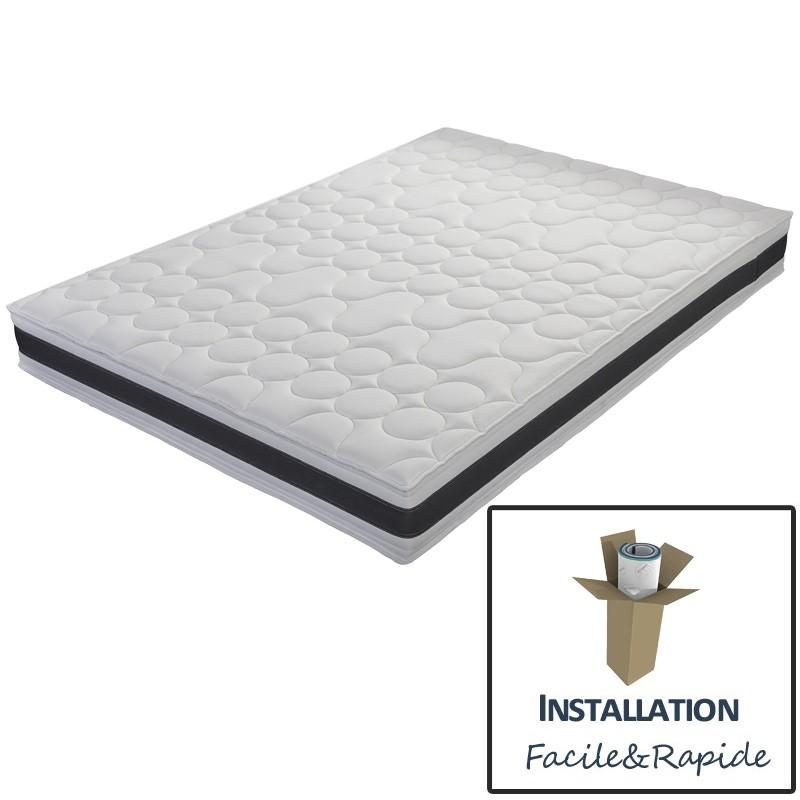 matelas mousse morphodream essenzia confort tonique et soutien ferme. Black Bedroom Furniture Sets. Home Design Ideas