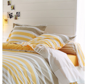 PERCALE STRIPE NARCISSE