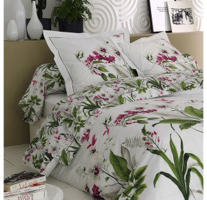 PERCALE ELEGANCE - COLORIS BLANC