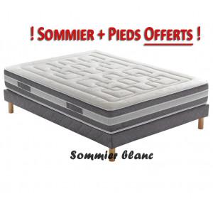 CICALOE Matelas, Sommier et Pieds PLS