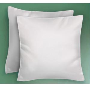 Lot de 2 oreillers forme carré ou rectangle