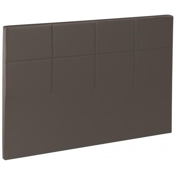 t te de lit bultex decoration hauteur 120 cm salina enduit. Black Bedroom Furniture Sets. Home Design Ideas