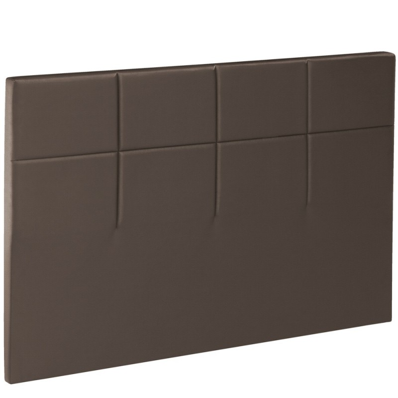 t te de lit bultex decoration hauteur 120 cm salina vison. Black Bedroom Furniture Sets. Home Design Ideas