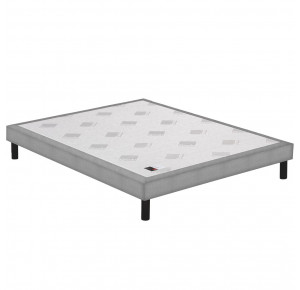 Confort medium 3 zones Gris clair