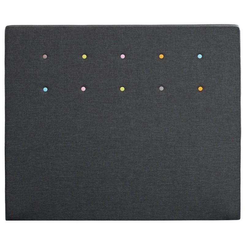 t te de lit merinos decoration hauteur 120 cm lollypop. Black Bedroom Furniture Sets. Home Design Ideas