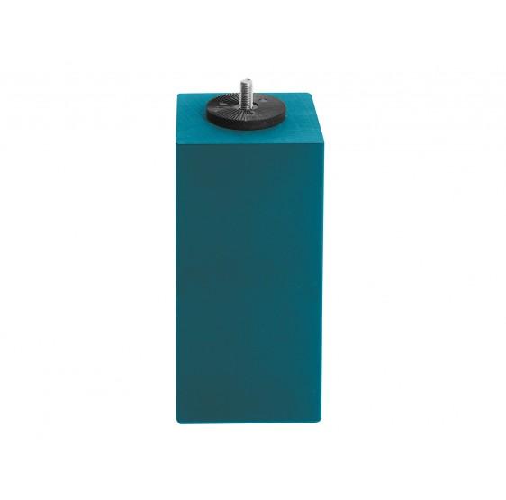 4 pieds carrés Turquoise