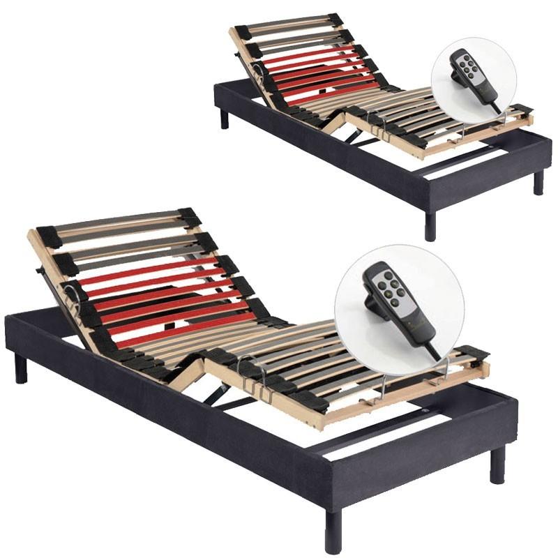 sommier electrique but maison design. Black Bedroom Furniture Sets. Home Design Ideas