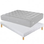 matelas sommiers ensemble toute la literie. Black Bedroom Furniture Sets. Home Design Ideas